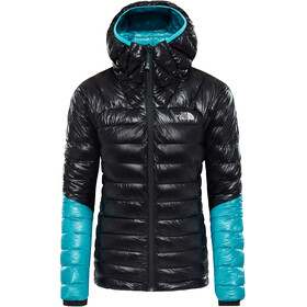 cc58301e5a5c The North Face Summit L3 Down Hoodie Dam tnf black/bluebird